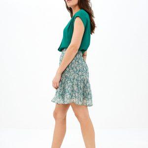charlie skirt garden - evergreen